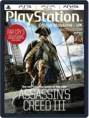 Official PlayStation Magazine - UK Edition (Digital) Subscription November 1st, 2012 Issue