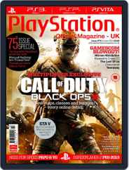 Official PlayStation Magazine - UK Edition (Digital) Subscription October 1st, 2012 Issue
