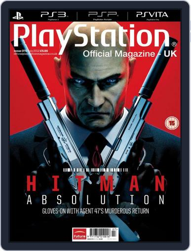 Official PlayStation Magazine - UK Edition (Digital) June 14th, 2012 Issue Cover