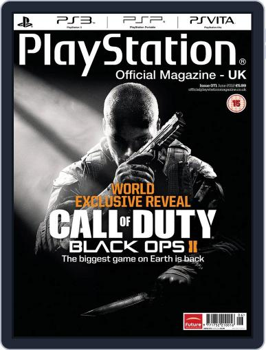 Official PlayStation Magazine - UK Edition (Digital) June 1st, 2012 Issue Cover