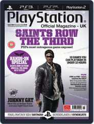 Official PlayStation Magazine - UK Edition (Digital) Subscription November 1st, 2011 Issue