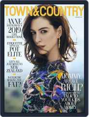 Town & Country (Digital) Subscription February 1st, 2019 Issue
