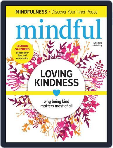 Mindful June 1st, 2020 Digital Back Issue Cover