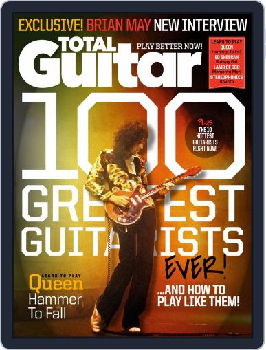 Total Guitar July 1st, 2020 Digital Back Issue Cover
