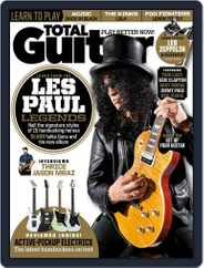 Total Guitar (Digital) Subscription September 1st, 2018 Issue