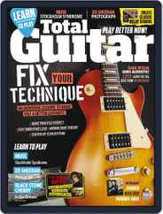 Total Guitar (Digital) Subscription April 8th, 2016 Issue