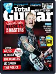 Total Guitar (Digital) Subscription October 1st, 2015 Issue