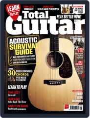Total Guitar (Digital) Subscription September 1st, 2015 Issue