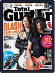 Total Guitar (Digital) Subscription September 28th, 2014 Issue