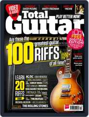 Total Guitar (Digital) Subscription August 31st, 2014 Issue