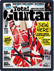 Total Guitar (Digital) Subscription August 5th, 2013 Issue