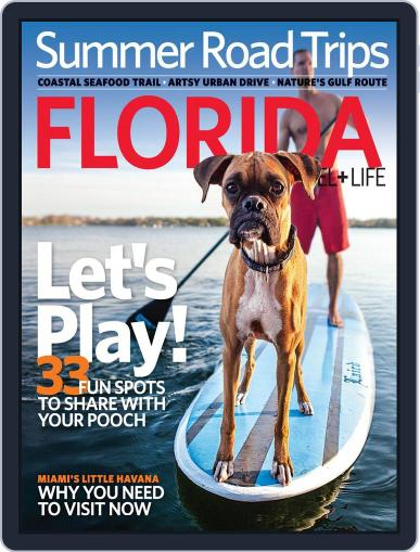 Florida Travel And Life (Digital) April 27th, 2013 Issue Cover