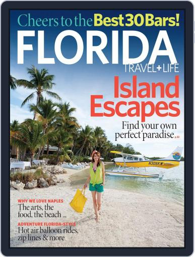 Florida Travel And Life (Digital) February 23rd, 2013 Issue Cover