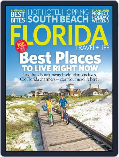 Florida Travel And Life (Digital) October 27th, 2012 Issue Cover