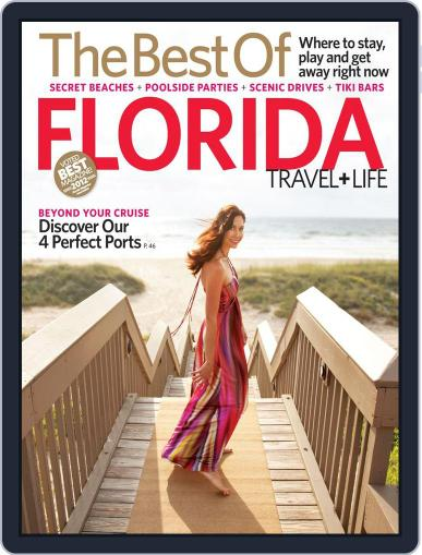 Florida Travel And Life (Digital) August 25th, 2012 Issue Cover