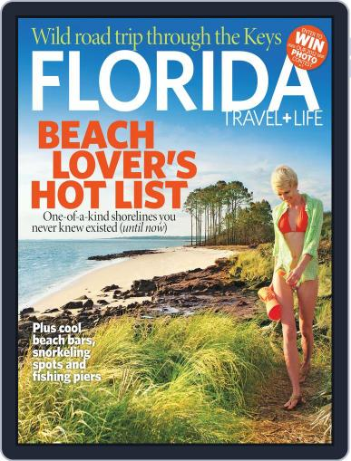 Florida Travel And Life (Digital) June 30th, 2012 Issue Cover