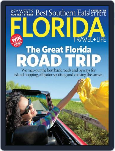 Florida Travel And Life (Digital) April 28th, 2012 Issue Cover