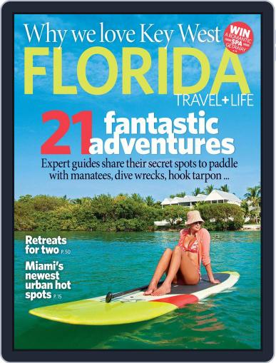 Florida Travel And Life (Digital) February 25th, 2012 Issue Cover