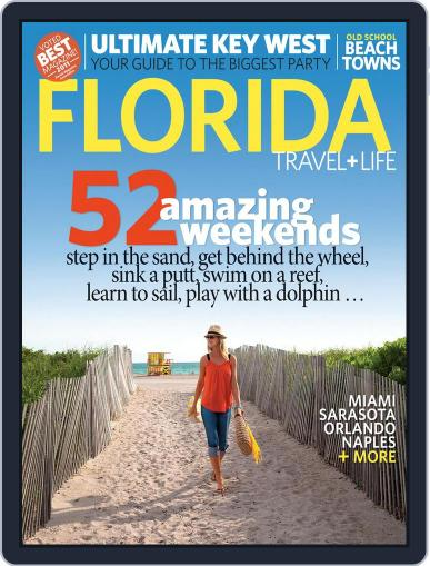 Florida Travel And Life (Digital) December 24th, 2011 Issue Cover