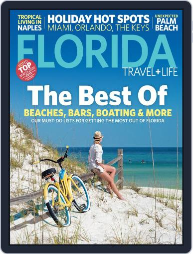 Florida Travel And Life (Digital) October 29th, 2011 Issue Cover