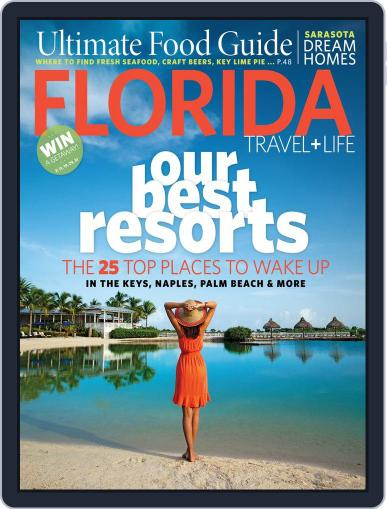 Florida Travel And Life (Digital) August 27th, 2011 Issue Cover