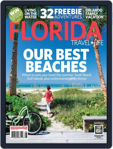 Florida Travel And Life (Digital) July 2nd, 2011 Issue Cover