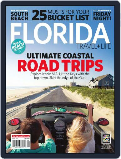 Florida Travel And Life (Digital) April 30th, 2011 Issue Cover