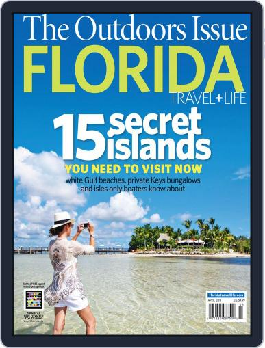 Florida Travel And Life (Digital) February 26th, 2011 Issue Cover