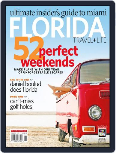 Florida Travel And Life (Digital) December 25th, 2010 Issue Cover