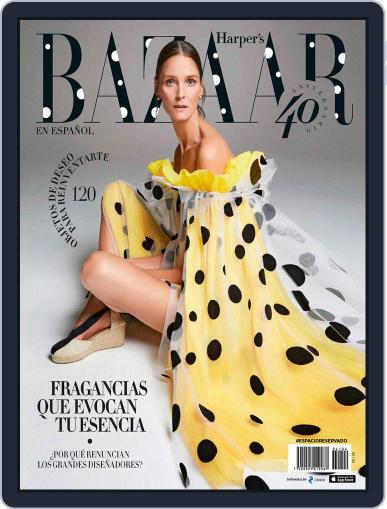 Harper's Bazaar México May 1st, 2020 Digital Back Issue Cover