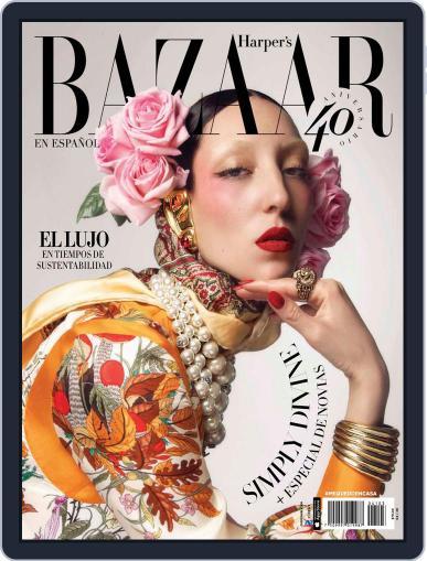 Harper's Bazaar México April 1st, 2020 Digital Back Issue Cover