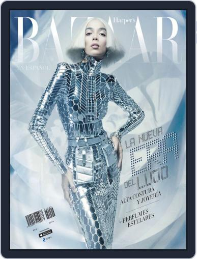 Harper's Bazaar México November 1st, 2019 Digital Back Issue Cover