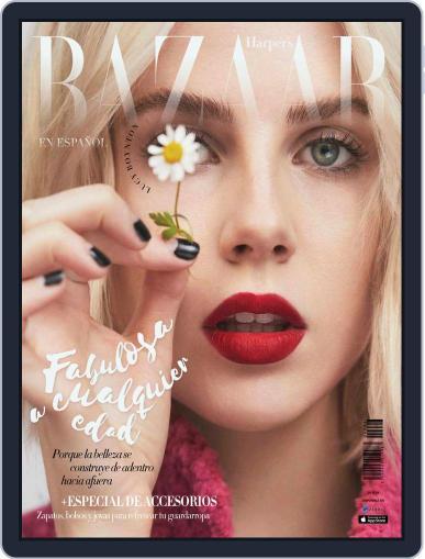 Harper's Bazaar México October 1st, 2019 Digital Back Issue Cover