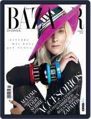 Harper's Bazaar México (Digital) Subscription October 9th, 2015 Issue