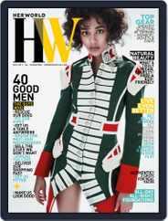 Her World Singapore (Digital) Subscription November 1st, 2017 Issue