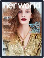 Her World Singapore (Digital) Subscription September 1st, 2017 Issue