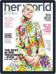 Her World Singapore (Digital) Subscription July 1st, 2017 Issue