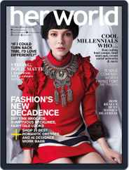Her World Singapore (Digital) Subscription October 1st, 2016 Issue
