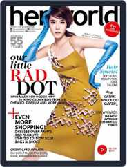 Her World Singapore (Digital) Subscription August 1st, 2015 Issue