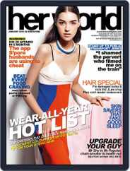 Her World Singapore (Digital) Subscription January 3rd, 2014 Issue