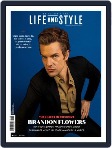 Life & Style México June 1st, 2020 Digital Back Issue Cover