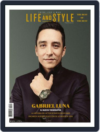 Life & Style México November 1st, 2019 Digital Back Issue Cover