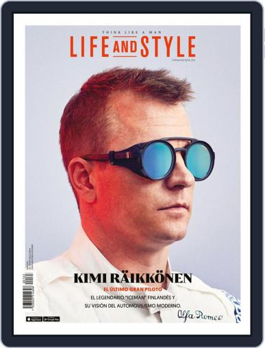 Life & Style México July 1st, 2019 Digital Back Issue Cover