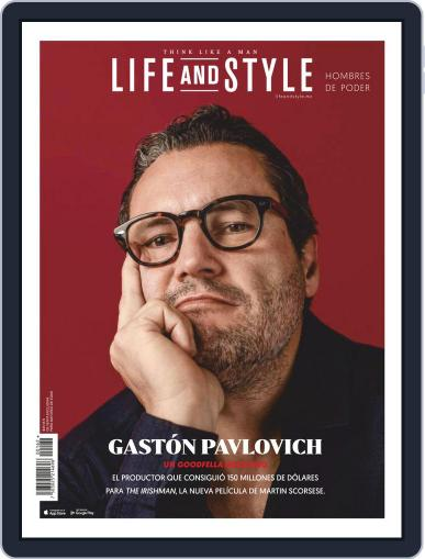 Life & Style México June 1st, 2019 Digital Back Issue Cover