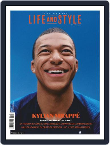 Life & Style México February 1st, 2019 Digital Back Issue Cover