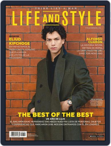 Life & Style México December 1st, 2018 Digital Back Issue Cover