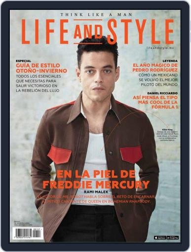 Life & Style México October 1st, 2018 Digital Back Issue Cover