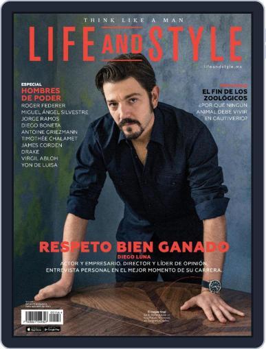 Life & Style México September 1st, 2018 Digital Back Issue Cover