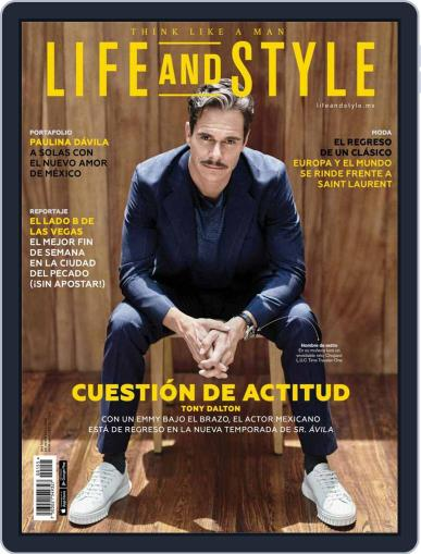 Life & Style México July 1st, 2018 Digital Back Issue Cover