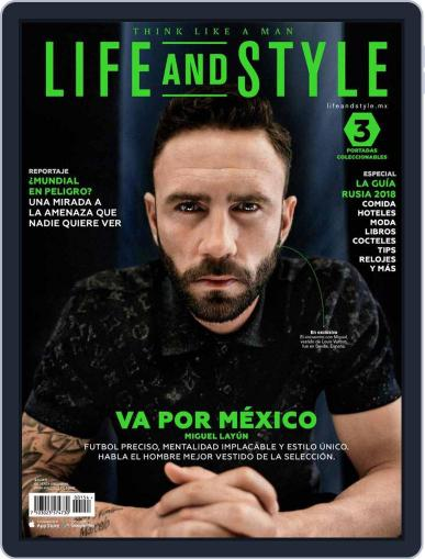 Life & Style México June 25th, 2018 Digital Back Issue Cover